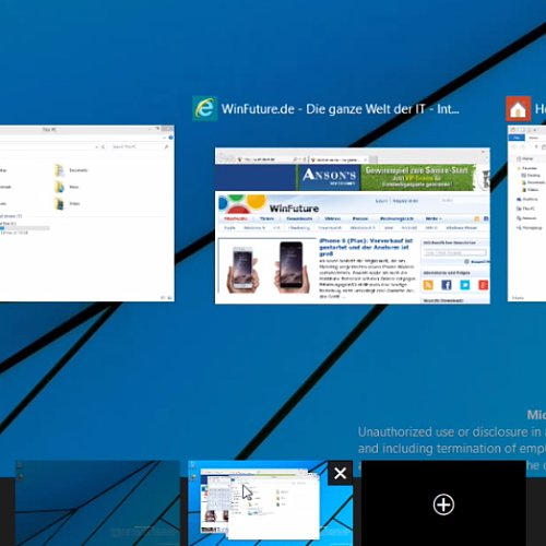 Microsoft Windows 9 Rumors
