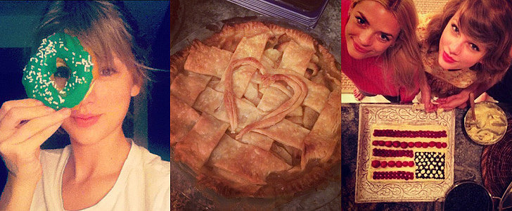 All the Times Taylor Swift Showed Us She's a Not-So-Secret Foodie