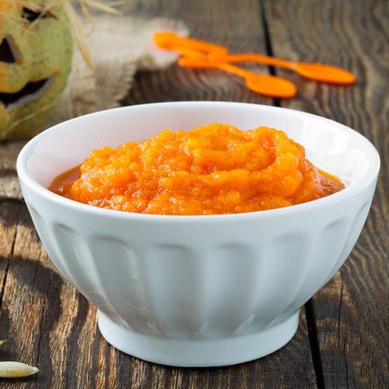 Homemade Pumpkin Mask Recipe