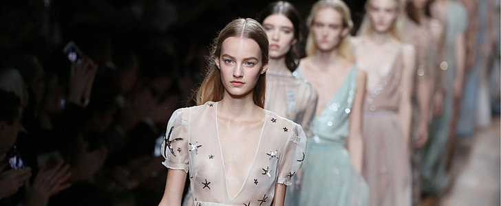 Behold, the Most Gorgeous Gowns of Fashion Week