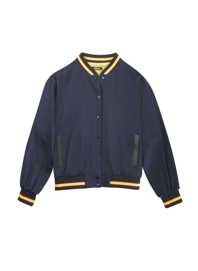 CARAD4DKNY Varsity Jacket