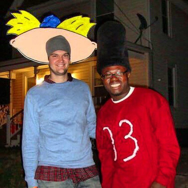 DIY '90s Halloween Costumes | POPSUGAR Love & Sex Quailman Doug Costume