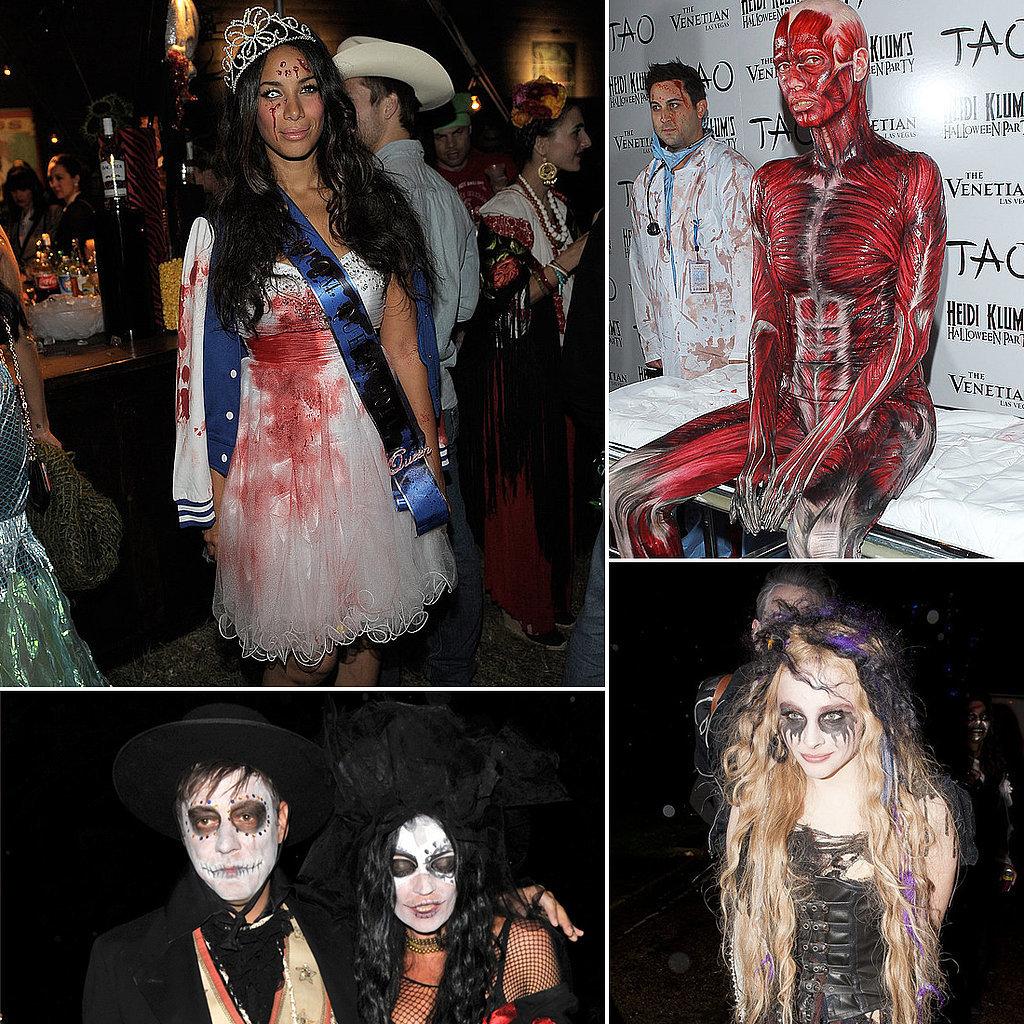 Celebrity crazy eyes costume