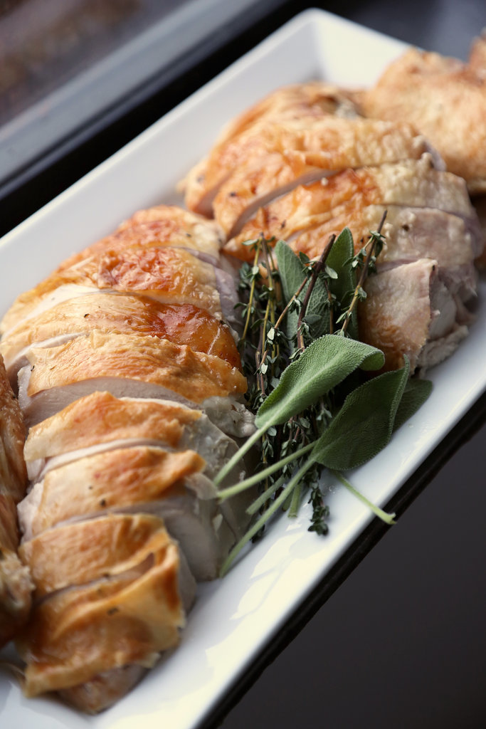 Herb-Butter Roasted Turkey | From the Menu to the Decor: Here's Your ...
