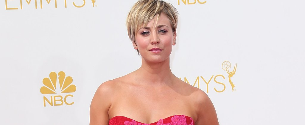 How Kaley Cuoco Got in Shape For The Big Bang Theory