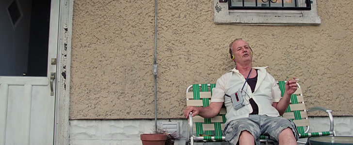Bill Murray Proves He's the King Yet Again by Singing Bob Dylan