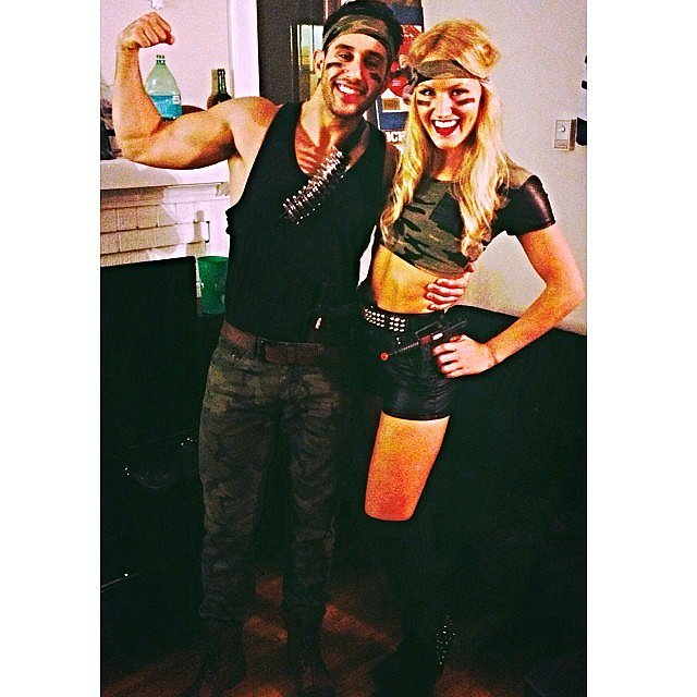 GI Joe and GI Jane