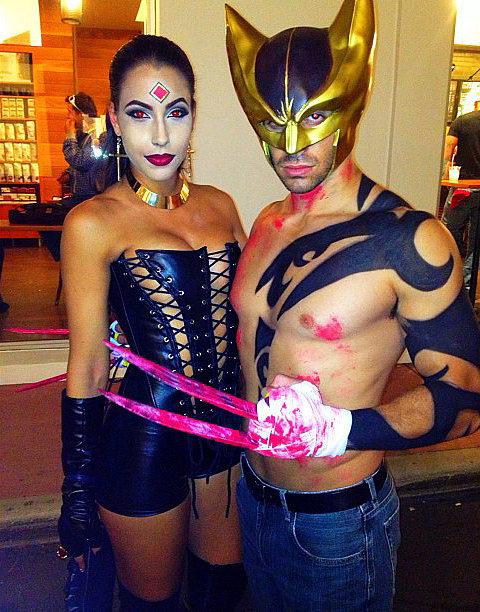 Daken and Miss Sinister