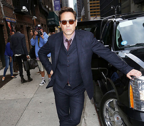 Robert Downey Jr. Has One Condition for Seeing Sarah Jessica Parker Again