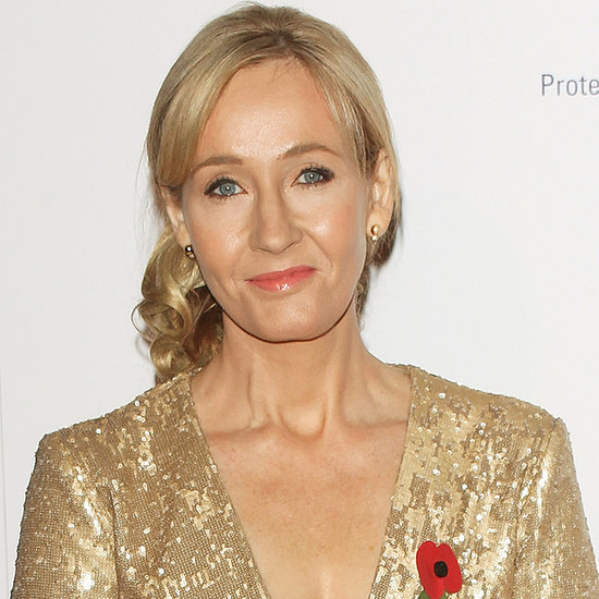 J.K. Rowling Tweets About a Screenplay