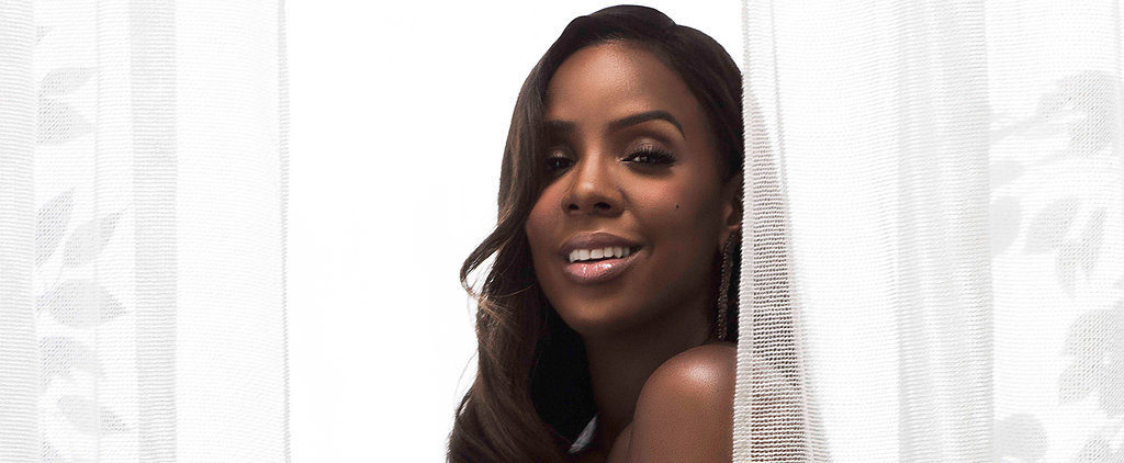 Kelly Rowland Poses Nude While Pregnant