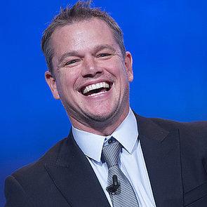 Funny Matt Damon Moments
