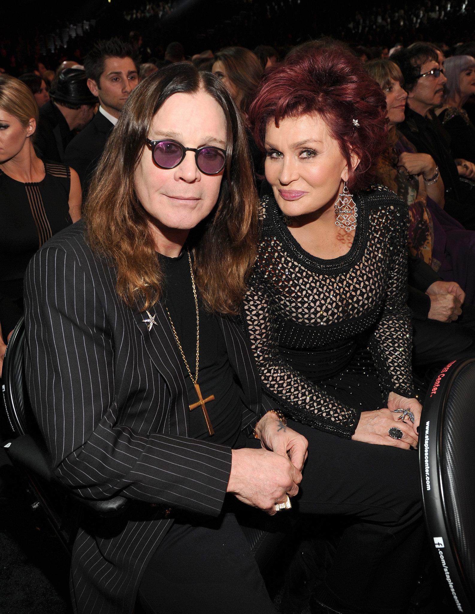 Ozzy And Sharon Osbourne Halloween Costumes Ozzy And Sharon Osbourne