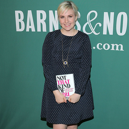 Quotes From Lena Dunham's Book Not That Kind of Girl