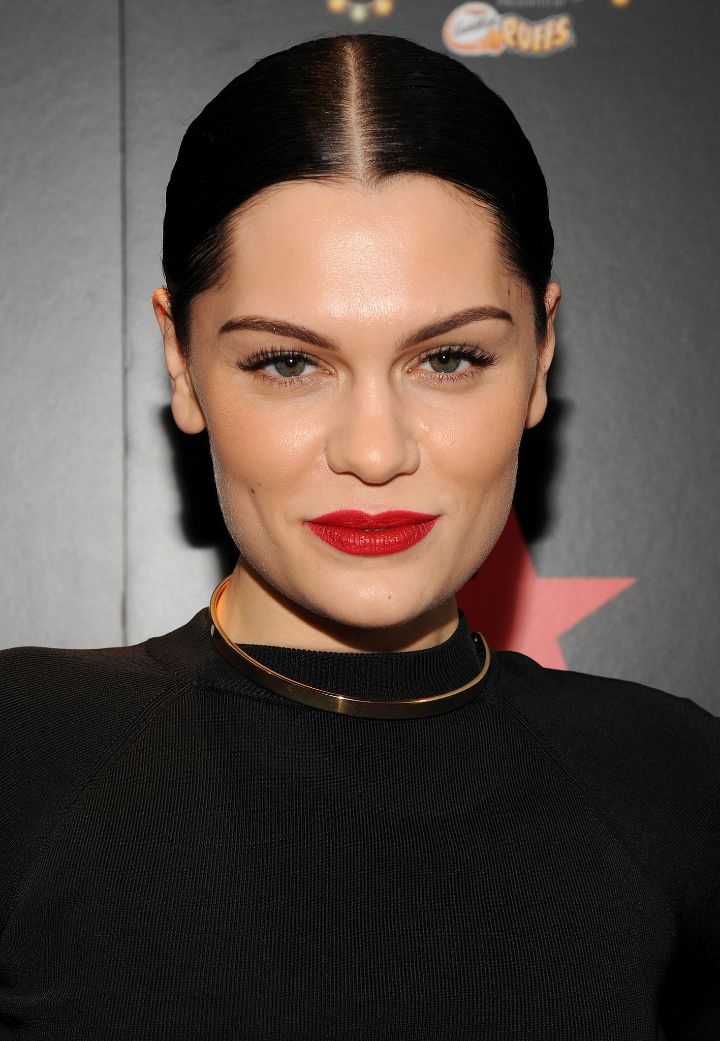 Jessie J | Angelina Jolie's Regal Updo Is Your Bridal Hair Inspiration ...