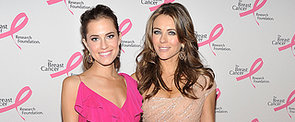 See the Stars Fighting For a Breast Cancer Cure
