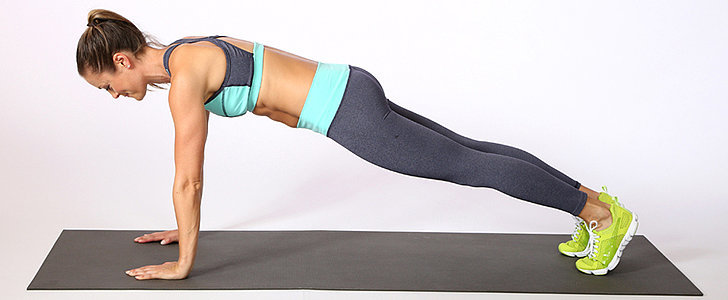 Weekend Workout Challenge: Rolling Round-the-World Plank