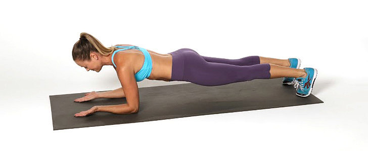 A Plank Modification That Will Tone Abs Faster