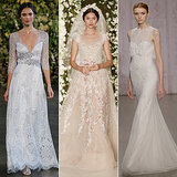 Best Wedding Dresses at Bridal Fashion Week | Autumn 2015