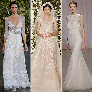 Best Wedding Dresses at Bridal Fashion Week | Autumn 201