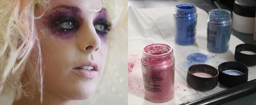 Explosive Eye Makeup to Take Your Fairy Costume to the Next Level