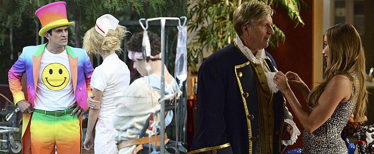 Get a Sneak Peek at Modern Family's Spooky Halloween Costumes