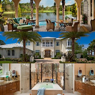 Disney Golden Oak Homes