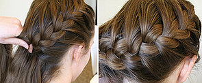 5 Easy Steps to a Side French Plait