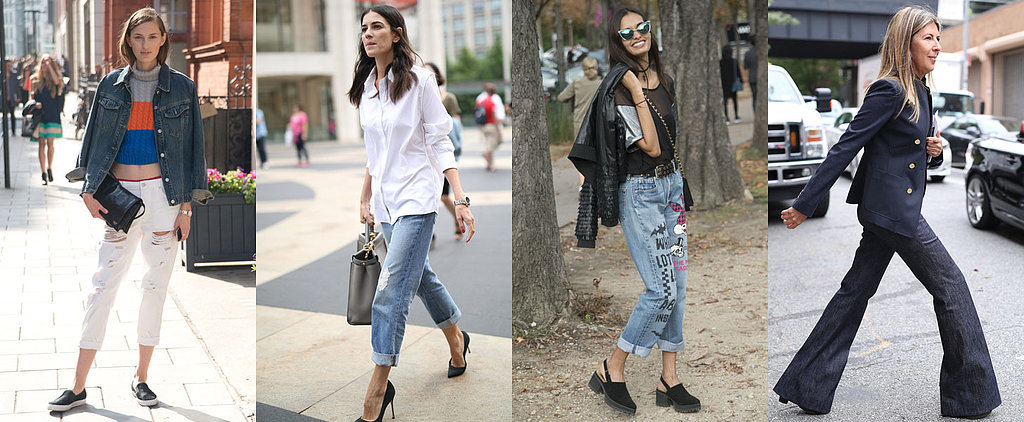 The 7 Denim Trends You'll Live In All Fall