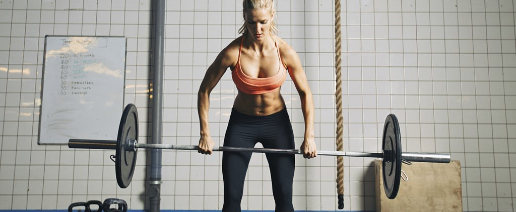 A Badass, Total-Body Cardio and Strength Routine