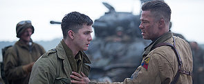 4 Reasons Fury Is a Must-See, Besides Brad Pitt