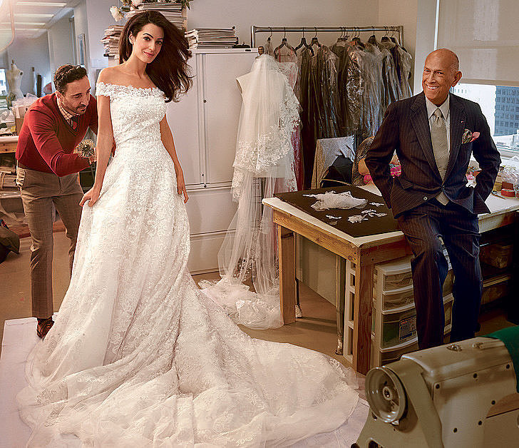 You Can Buy Amal Alamuddin's Wedding Gown For Your Own Big Day