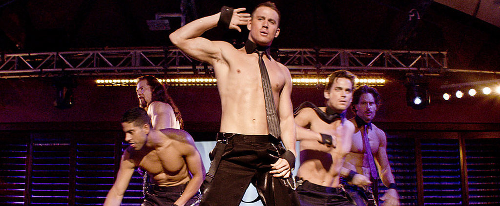 Channing Tatum Hasn't Ruled Out Making Magic Mike XXL in 3D