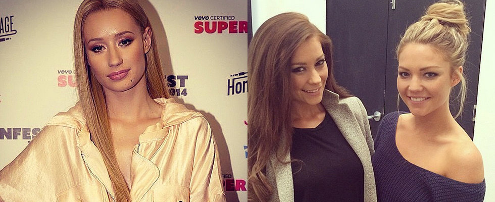 Celebrity Tweets of the Week: Sam Frost, Iggy Azalea, Evan Rachel Wood & More!
