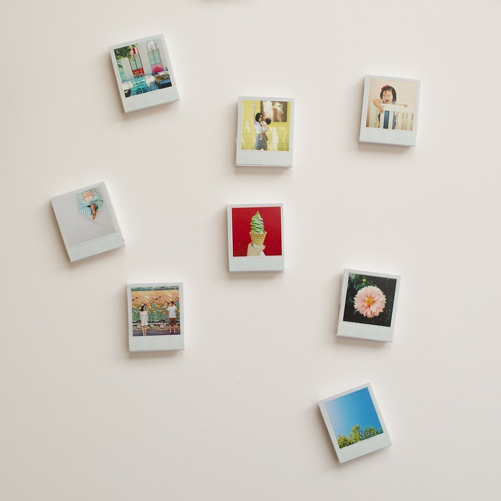 Diy polaroid magnets 88 awesome diy stocking stuffers Christmas present ideas for 20 year old boyfriend