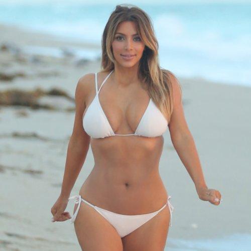 Kim Kardashian Bikini Pictures
