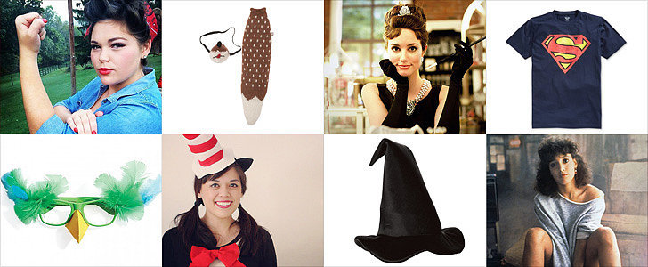20 Easy Costumes For Halloween-Loving Moms