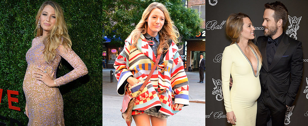 We're Keeping Tabs on Blake Lively's Cute Pregnancy Outings