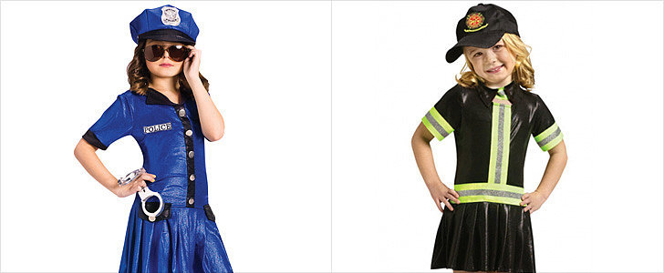 All Hail the Mom Who's Getting Sexed-Up Kids' Halloween Costumes Removed From Stores