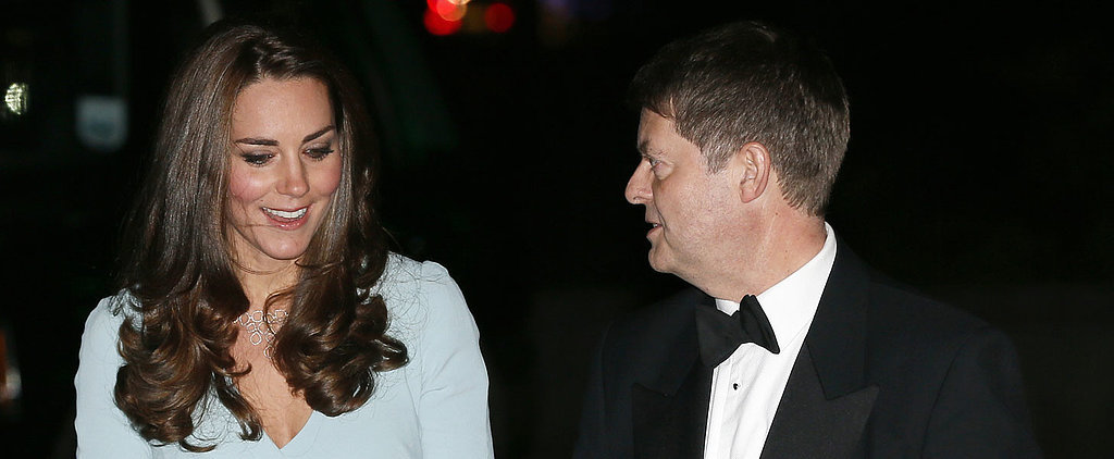 Blake's Got Some Competition: Kate Middleton's Maternity Style Is Stunning