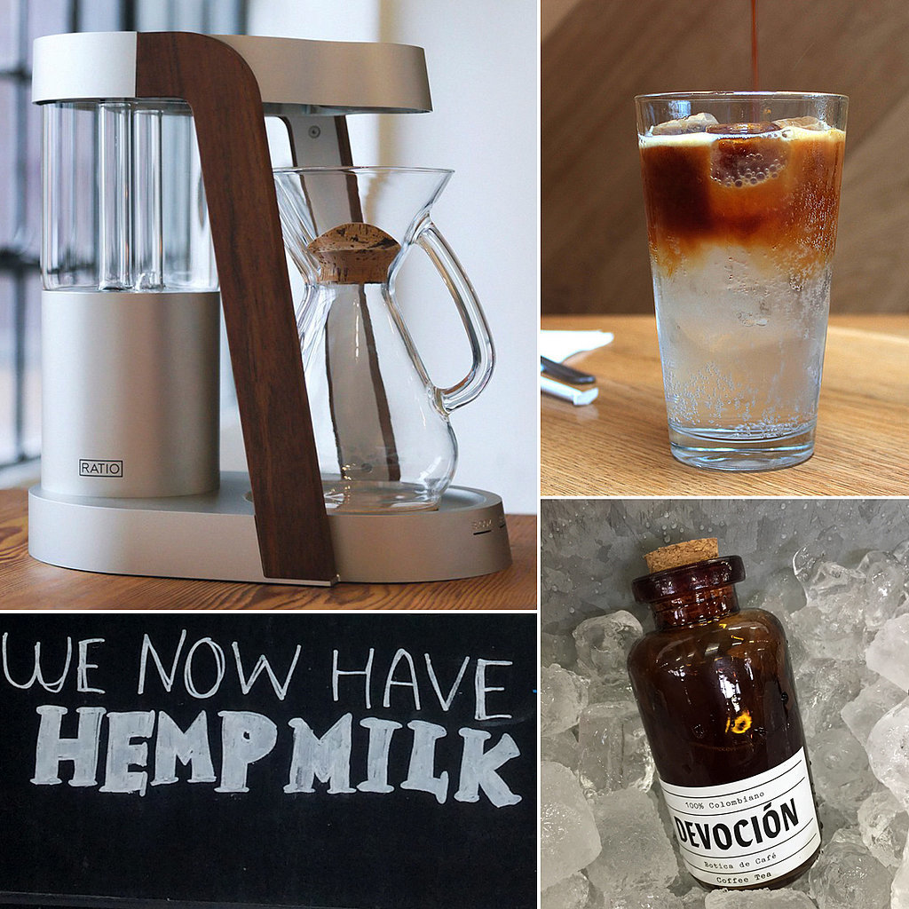 New Ways to Drink Coffee | POPSUGAR Food