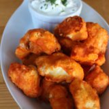 Vegetarian Cauliflower Buffalo Wings