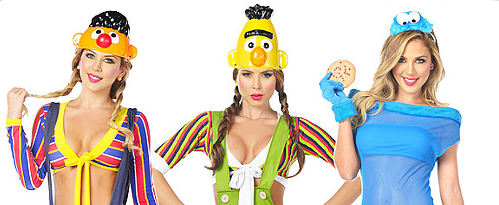 23 Halloween Costumes That Should Never Be Sexy