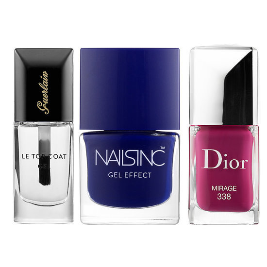 At-Home Gel Nail Polish