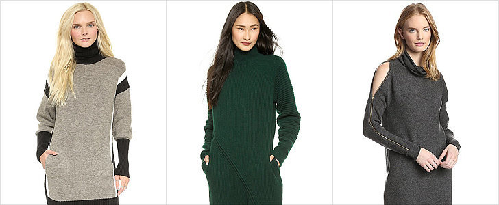 Not-Your-Average Sweater Dresses For Not-So-Average Girls