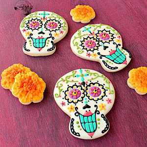 12 Divine Dia de los Muertos (Day of the Dead) Celebration Foods