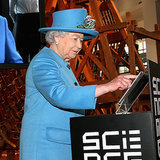 Queen Elizabeth II Sends First Tweet to Twitter