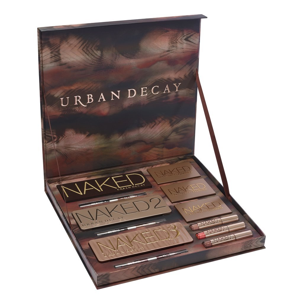 Urban Decay Naked Vault!