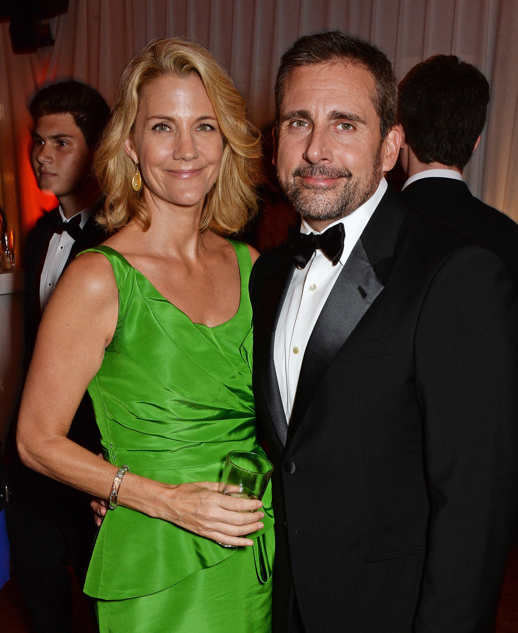Nancy Carell Alchetron The Free Social Encyclopedia Married to actor/writer steve carell, who she met while both were writer/performers in the famed second city comedy troupe in chicago, il. alchetron