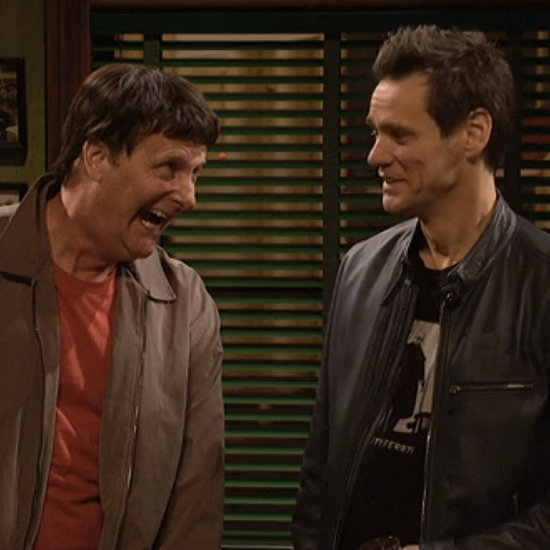 Jim Carrey and Jeff Daniels on Saturday Night Live